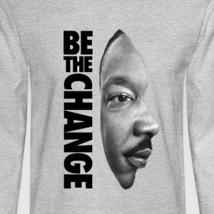 Martin Luther King - Men's Long Sleeve T-Shirt