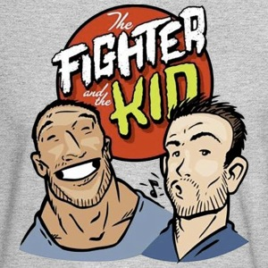 The fighter and the kid - Men's Long Sleeve T-Shirt