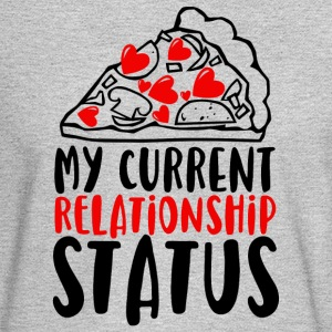 My current relationship status - Men's Long Sleeve T-Shirt