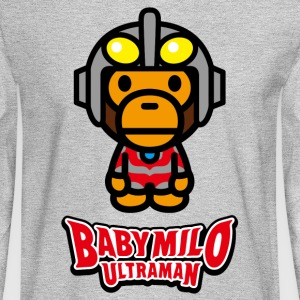 Ultraman Baby Milo - Men's Long Sleeve T-Shirt