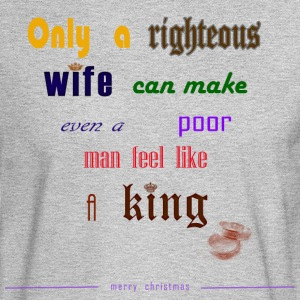 Limited Edititon - Wife Tshirts - Men's Long Sleeve T-Shirt