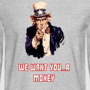 Bring back small government - Men's Long Sleeve T-Shirt