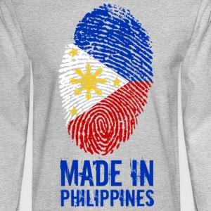 Made In Philippines / Pilipinas - Men's Long Sleeve T-Shirt