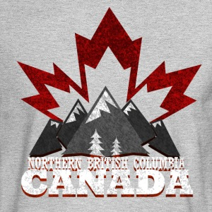 Northern British Columbia Canada - Men's Long Sleeve T-Shirt