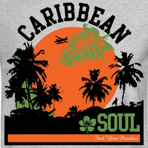 CARIBBEAN SOUL - Men's Long Sleeve T-Shirt