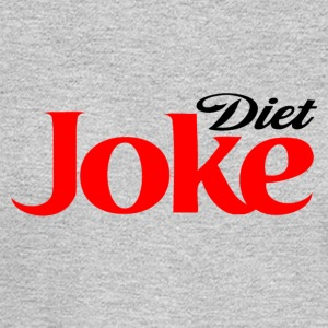 Diet Joke - Men's Long Sleeve T-Shirt