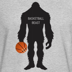 Basketball beast - Men's Long Sleeve T-Shirt