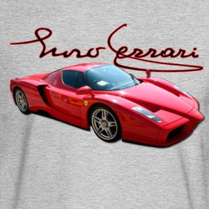 Ferrari Enzo - Men's Long Sleeve T-Shirt