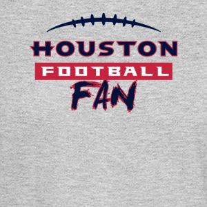 Houston Football Fan - Men's Long Sleeve T-Shirt