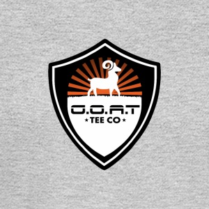 G.O.A.T Shield - Men's Long Sleeve T-Shirt