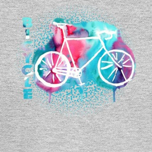 bicycle tee shirt - Men's Long Sleeve T-Shirt