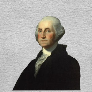 George Washington - Men's Long Sleeve T-Shirt