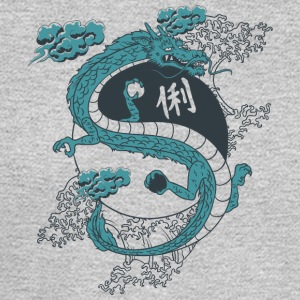 BLUE_DRAGON - Men's Long Sleeve T-Shirt