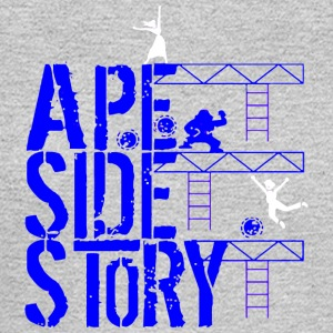 Ape Side Story - Men's Long Sleeve T-Shirt