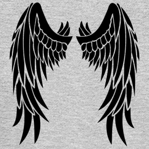 Angel wings - Men's Long Sleeve T-Shirt