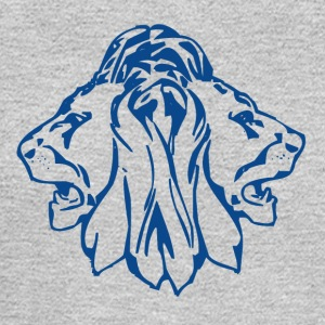 Double head lion - Men's Long Sleeve T-Shirt