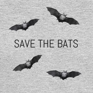 Save the Bats - Men's Long Sleeve T-Shirt