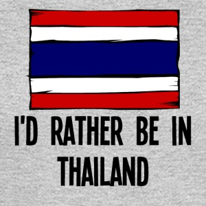 I'd Rather Be In Thailand - Men's Long Sleeve T-Shirt
