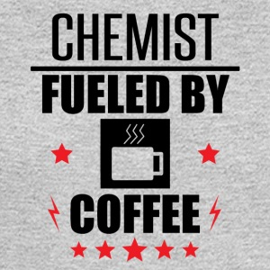 Chemist Fueled By Coffee - Men's Long Sleeve T-Shirt