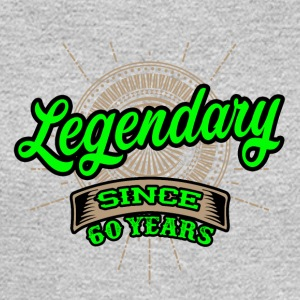 Legendary since 60 years t-shirt and hoodie - Men's Long Sleeve T-Shirt