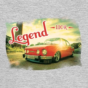 Legend 100R - Men's Long Sleeve T-Shirt