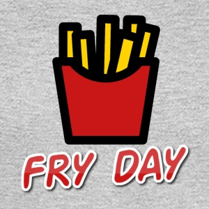 Fry Day - Men's Long Sleeve T-Shirt