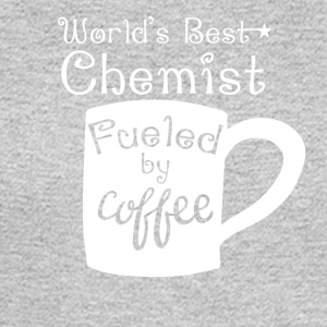 World's Best Chemist Fueled By Coffee - Men's Long Sleeve T-Shirt