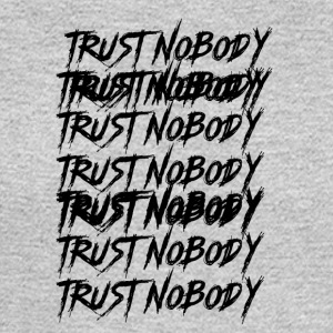 Trust Nobody - Men's Long Sleeve T-Shirt