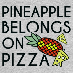 pineapple pizza - Men's Long Sleeve T-Shirt