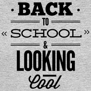 back_to_school_and_looking_cool_2 - Men's Long Sleeve T-Shirt