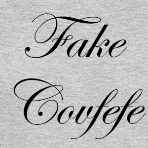 fake covfefe - Men's Long Sleeve T-Shirt