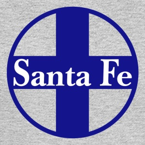 santa fe logo - Men's Long Sleeve T-Shirt