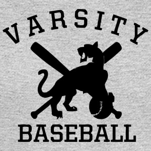 Varsity Baseball - Men's Long Sleeve T-Shirt