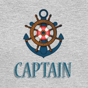 Nautical Captain - Men's Long Sleeve T-Shirt