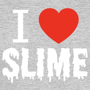 I Heart Slime - Men's Long Sleeve T-Shirt