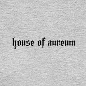 house of aureum (writing) - Men's Long Sleeve T-Shirt