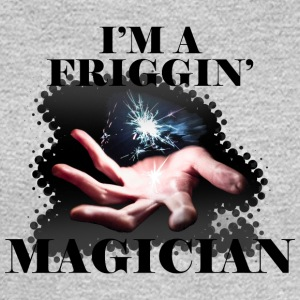 Friggin Magician - Men's Long Sleeve T-Shirt