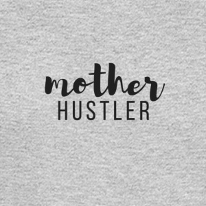 mother_hustler_BLACK - Men's Long Sleeve T-Shirt