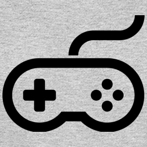 Retro Gaming Controller - Men's Long Sleeve T-Shirt