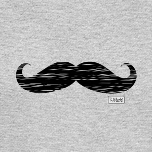 Mustache - Men's Long Sleeve T-Shirt