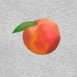 Fuzzy Peach - Men's Long Sleeve T-Shirt