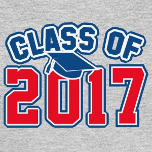 class of 2017 - Men's Long Sleeve T-Shirt