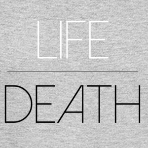 Live over Death Design - Men's Long Sleeve T-Shirt