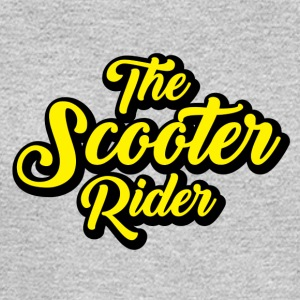 Scooter-Rider - Men's Long Sleeve T-Shirt