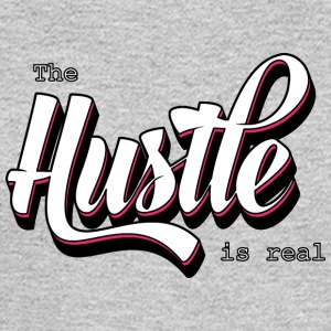The Hustle is real - Men's Long Sleeve T-Shirt