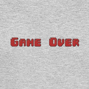 Game Over - Men's Long Sleeve T-Shirt