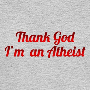 ThankGodAtheist - Men's Long Sleeve T-Shirt