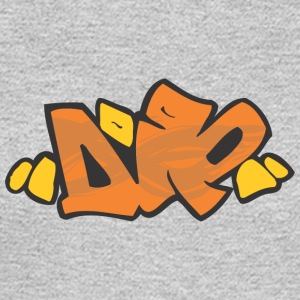 die_graffiti - Men's Long Sleeve T-Shirt
