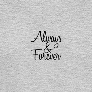 Always & Forever - Men's Long Sleeve T-Shirt
