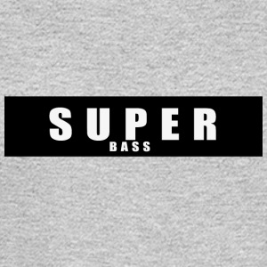 Super Bass - Men's Long Sleeve T-Shirt